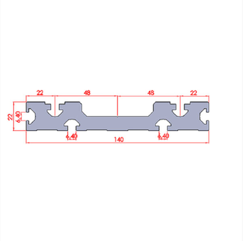 22x140 Yüzey Kaplama Profili ölçüleri.pn