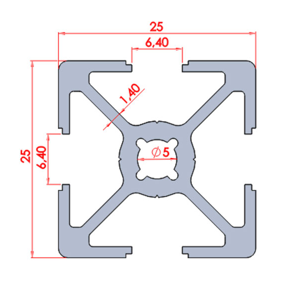25x25 sigma profil ölçüleri.png