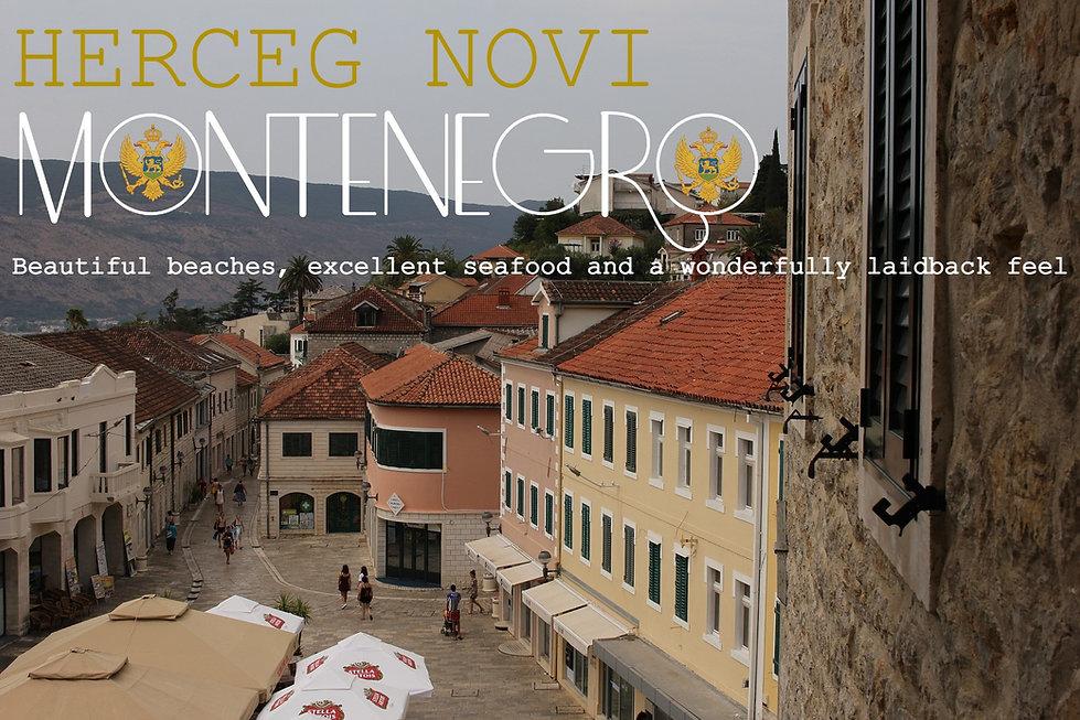 HERCEG NOVI | Montenegro