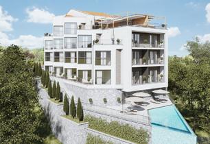 مشروع سكني في تبفات - الجبل الأسود
