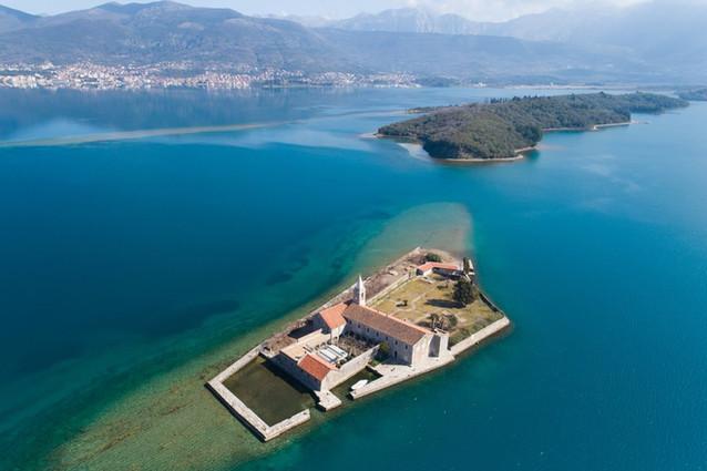 Sveti Marko Island | الجبل الاسود