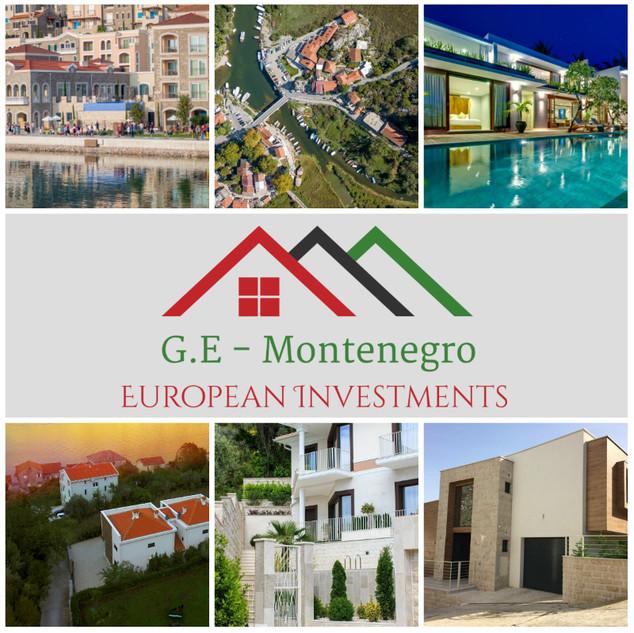 شقق وفلل في الجبل الاسود | G.E - Montenegro