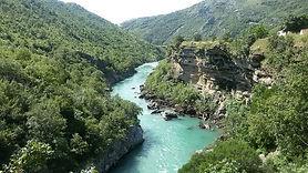 moraca canyon | G.E - Montenegro