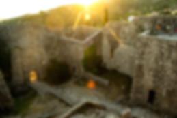 Montenegro BAR OLD TOWN