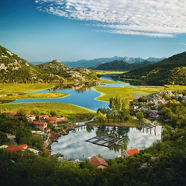 الجبل الاسود   G.E - Montenegro