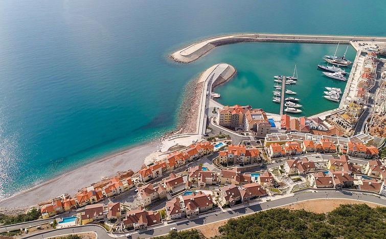 الاستثمار العقاري في الجبل الأسود