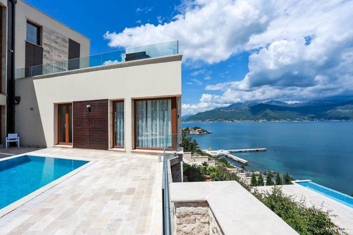 Seafront Villa in Montenegro