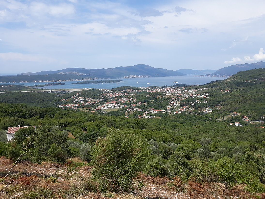 Urbanized land in Tivat | Montenegro