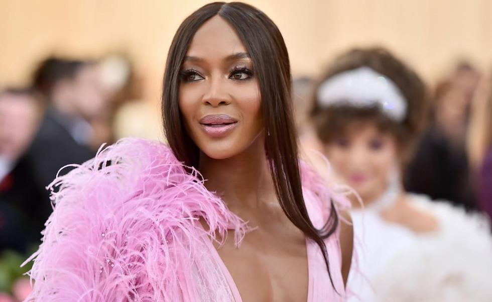 Naomi Campbell عارضة الازياء نومي كامببل
