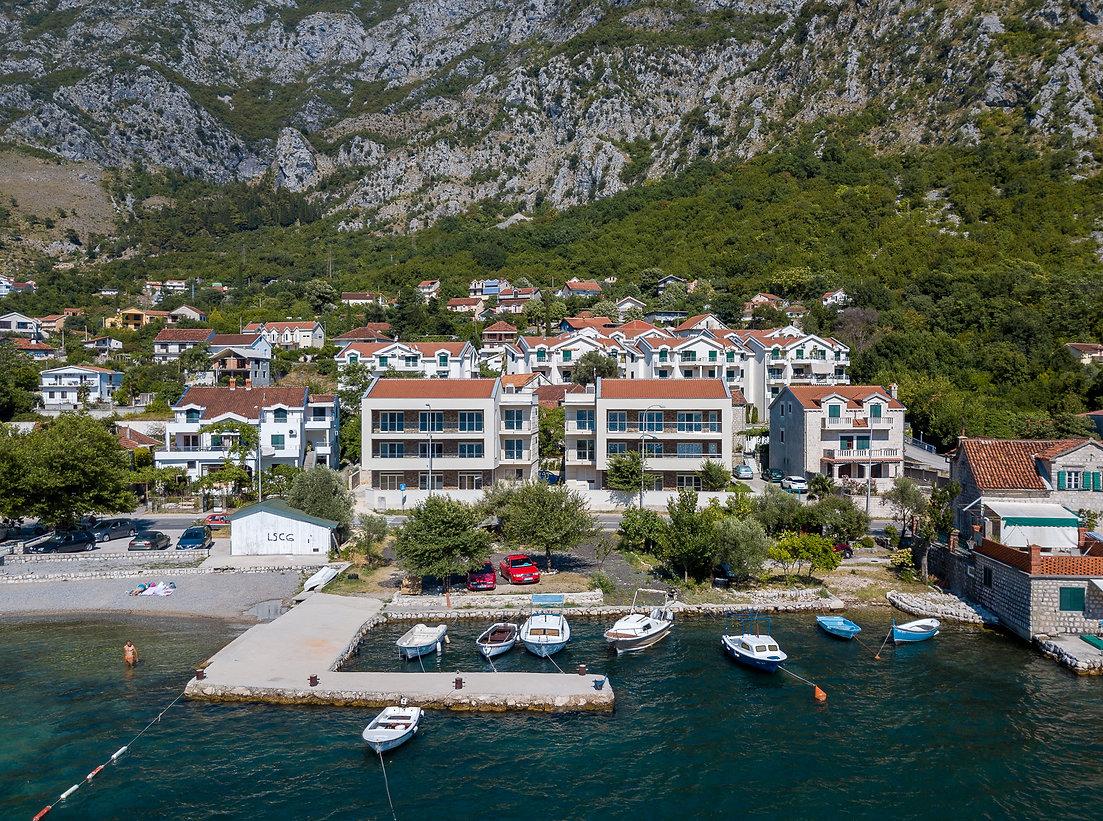 شقق على البحر للبيع - الجبل الأسود