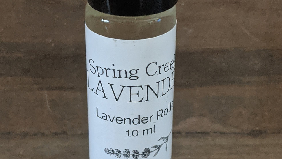 Lavender Roller