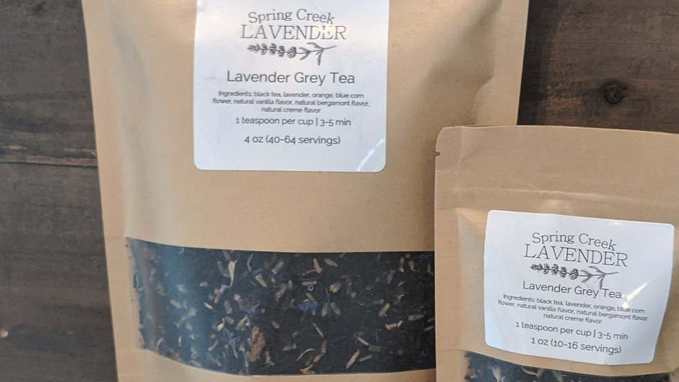 Lavender Earl Grey Tea (1oz)