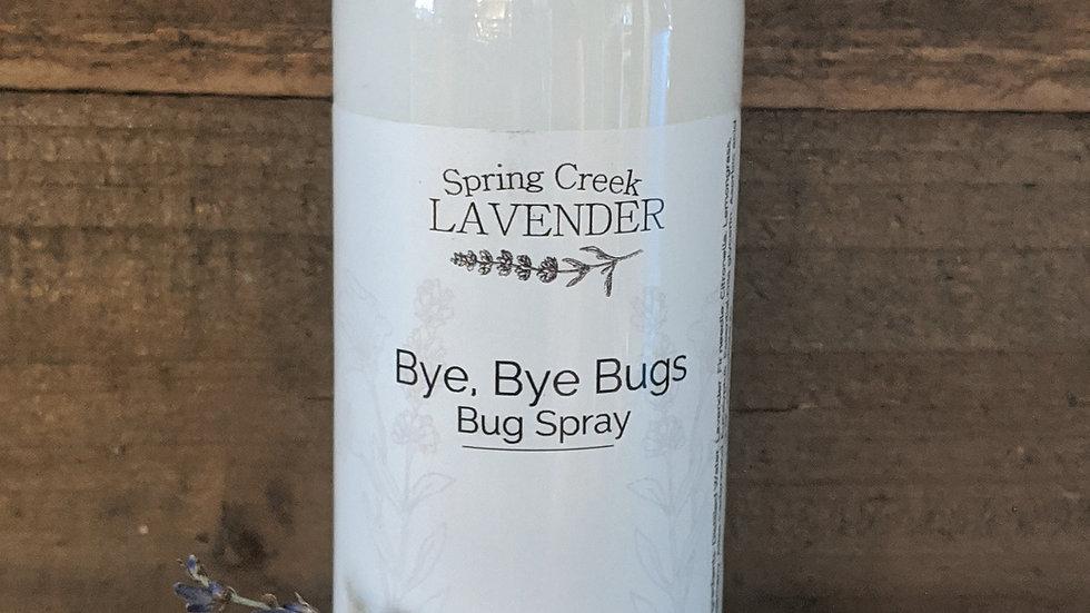 Bye, Bye, Bug Spray