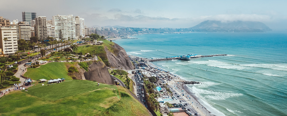 Things to do in Lima - Miraflores view