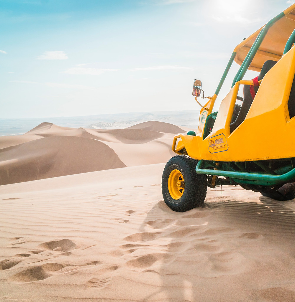 Top things to do in Lima - Huacachina sand dunes