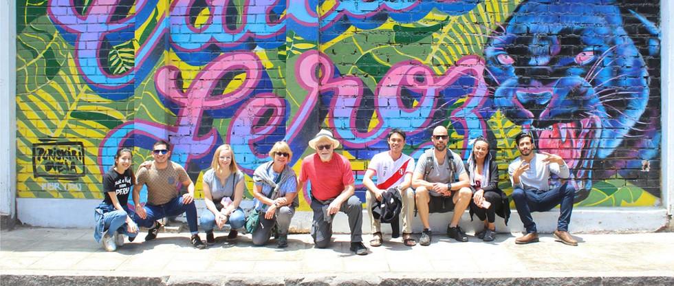 Spanish School activities in Lima Peru