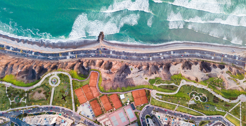 Top things to do in Lima - Miraflores view