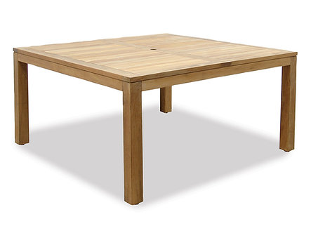 """New Castle 60"""" Square Dining Table"""