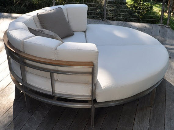 Naples Curved Sectional