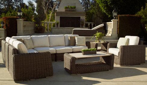 Brown Jordan Seating Set