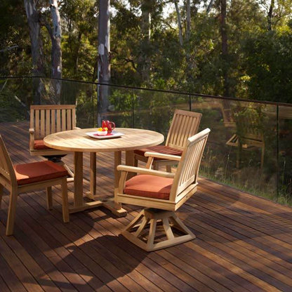 Gloster Cape Dining Set