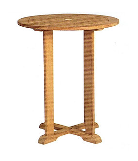 "Camden 36"" Round Bar Table"