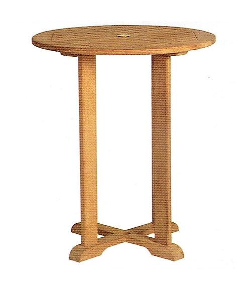 Gloster, Brown Jordan, Kingsley Bate, Barlow, Round Bar Table, Bar Table
