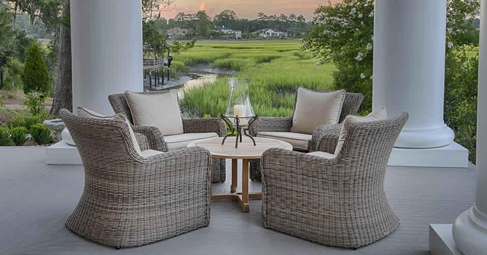 Kingsley Bate Sag Harbor Seating Set