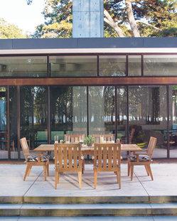 Kingsley Bate Classic Dining Set