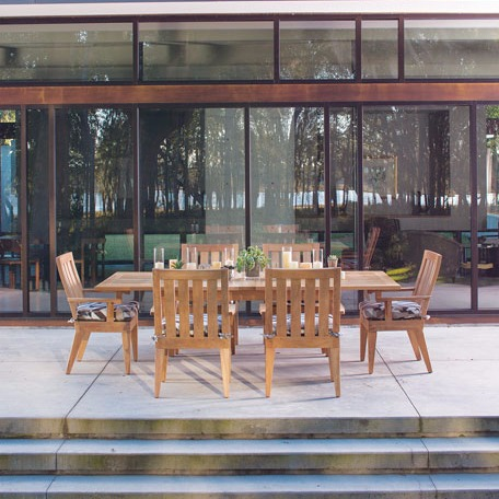 lane venture saranac dining chairs and dining table