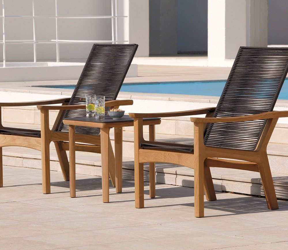 Barlow Tyrie Monterey Lounge Chairs