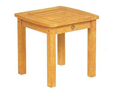 """Camden 20"""" Square End Table"""