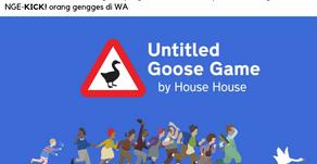 Menjadi Angsa, Lalu Ganggu Orang di Desa: UNTITLED GOOSE GAME