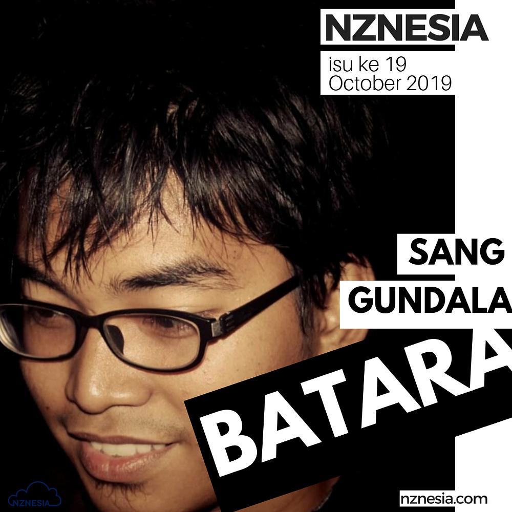 Cover Batara isu ke 19