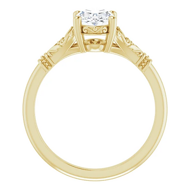 14k Engagement Ring