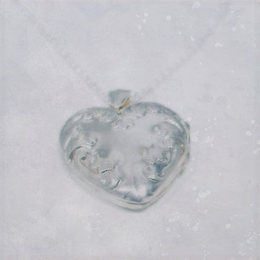 Heart Locket and chain