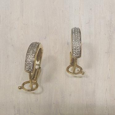 0.2ctw Diamond Earrings