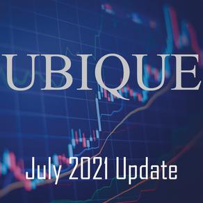 Ubique | September 2021 Update