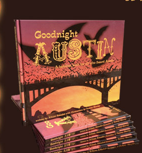 Goodnight Austin Children's Book
