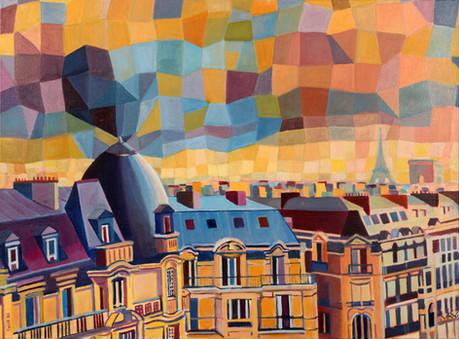 REFLECTION OF PARIS