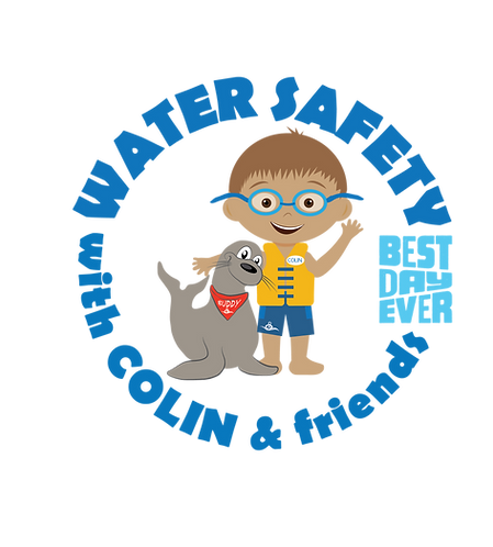 Water Safety with Colin & Friends - Virtual Curriculum