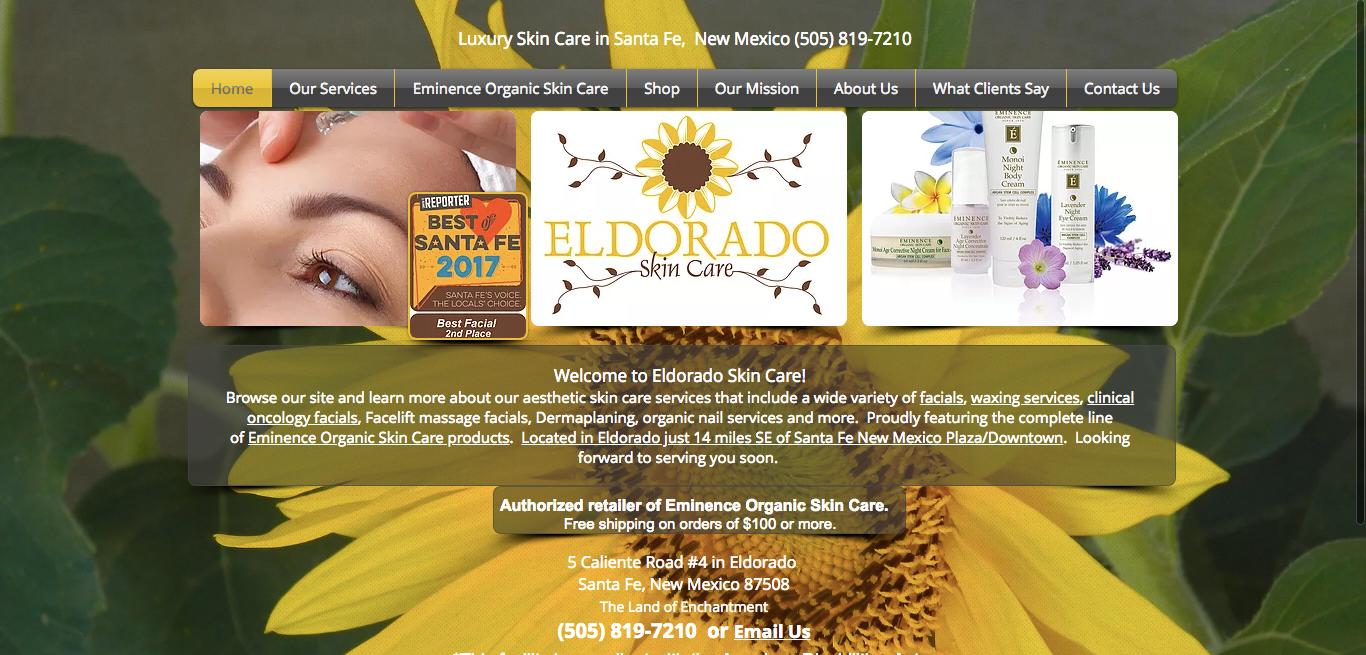 Eldorado Skin Care
