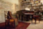 Concerts mêlant la musique et la littérature. Anne-Emmanuelle Abrassart (comédienne) Gilles Nicolas (Piano). Spectacles autour de Musset, Sand & Chopin ou Byron Liszt & Lenau www.concertlitteraire.com