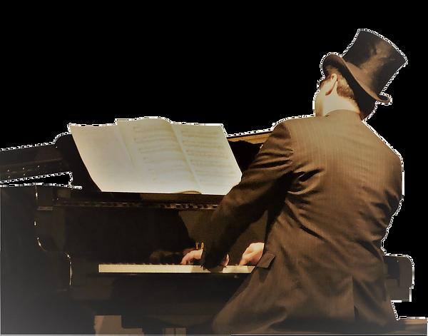 Gilles Nicolas au piano