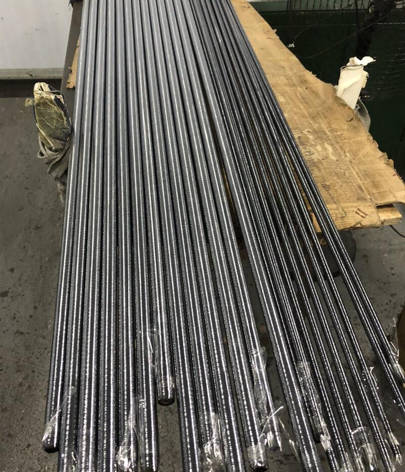 21ft carbon fiber push pole