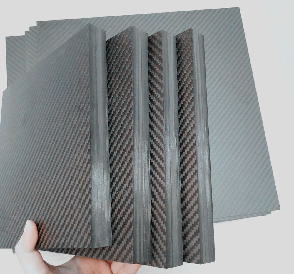 20mm thick carbon fiber plate