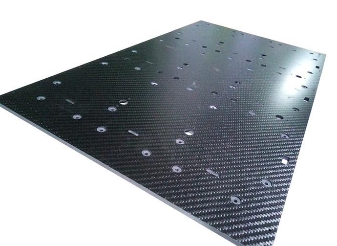 1000*1500mm carbon fiber panel