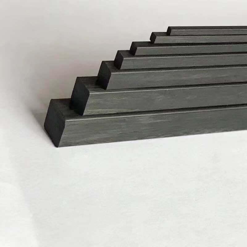 Square pultruded carbon fiber strip .jpg