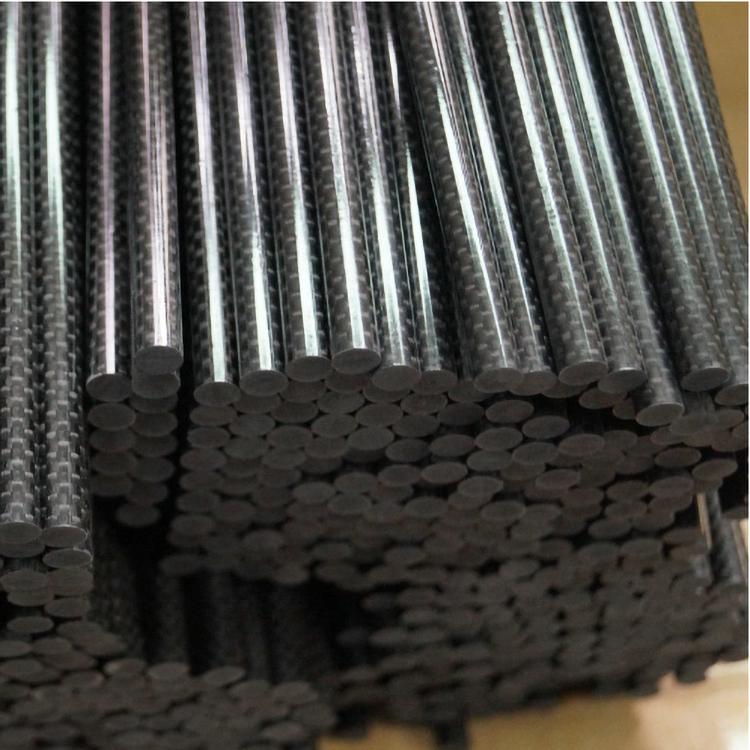 3K carbon fiber rods