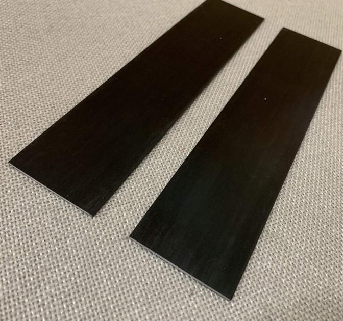 black color fiberglass bow limb .jpg